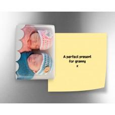 Personalised Fridge Magnet - photo