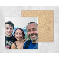 """Personalised Ceramic Wall Tile - 6"""" x 6"""" photo"""
