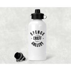 Personalised Water Bottle 600 ml - logo