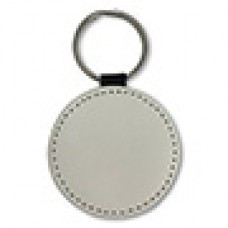 Personalised Key Ring Round - custom design